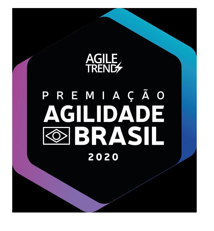 Premiação Agilidade Brasil 2020